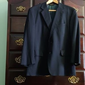 Brooks Brothers suit coat 42 s navy